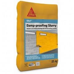 Sika - Damp Proofing Slurry - Waterproof Coating
