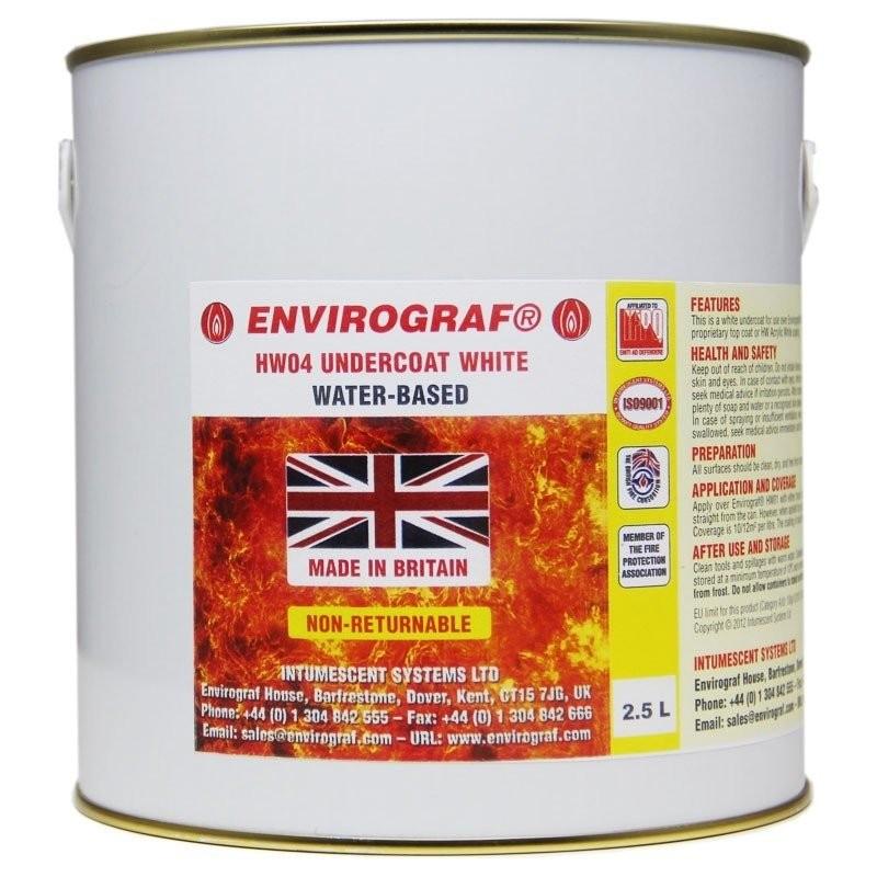 Envirograf - HW04 Undercoat (Water Based)