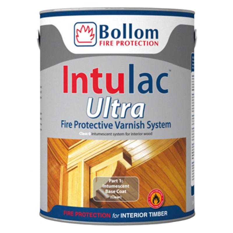 Bollom - Intulac Ultra Basecoat Fire Protection