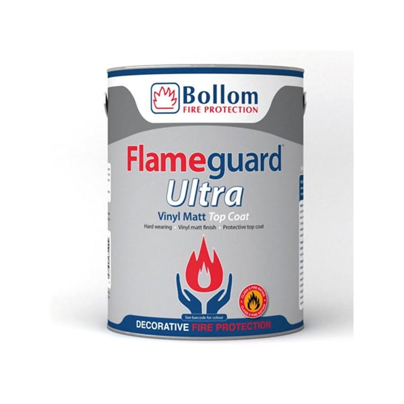 Bollom - Flameguard Ultra Matt