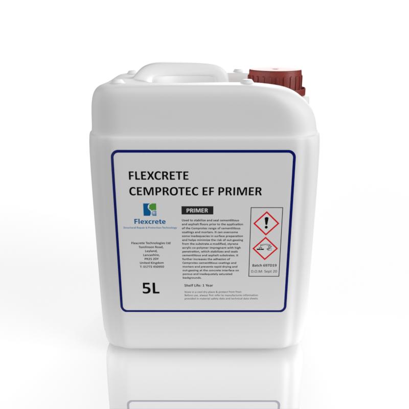Flexcrete - Cemprotec EF Primer