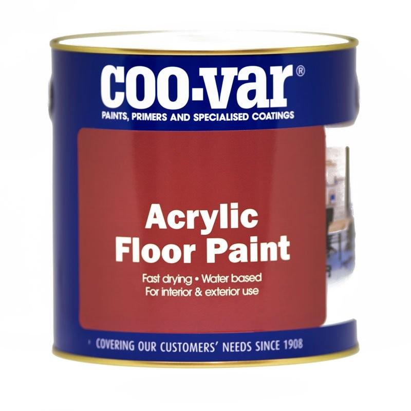 Coo-Var - Acrylic Floor Paint