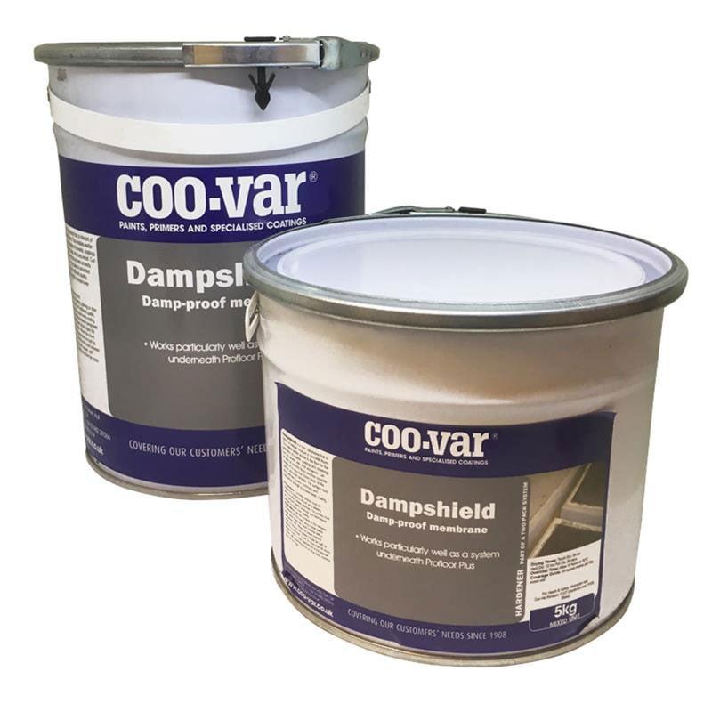 Coo-Var - Dampshield