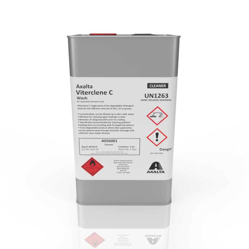 Axalta - ViterClene 'C' Degreasing Solution