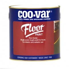 Coo-Var - Floor Sealer
