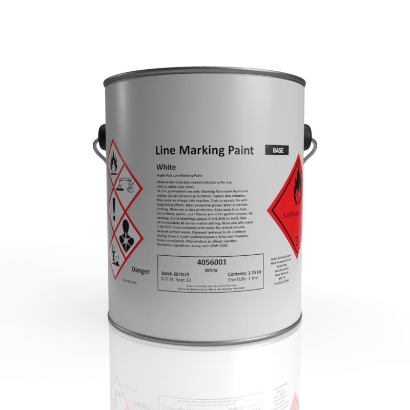 Axalta - ViterFloor - LMP - Line Marking Paint