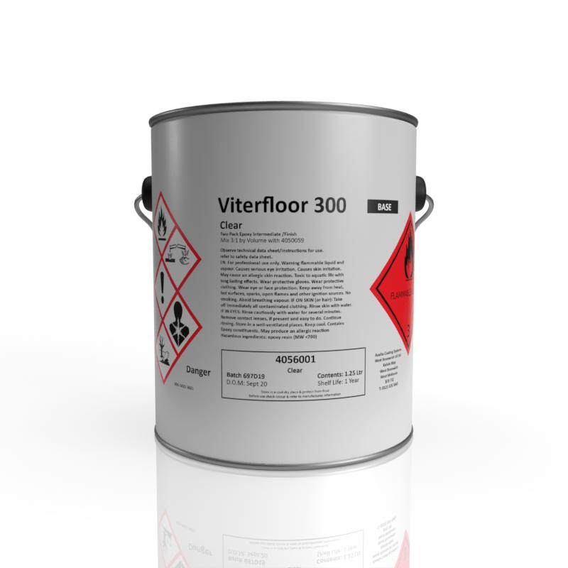 Axalta - ViterFloor 300 - Epoxy Floor Coating