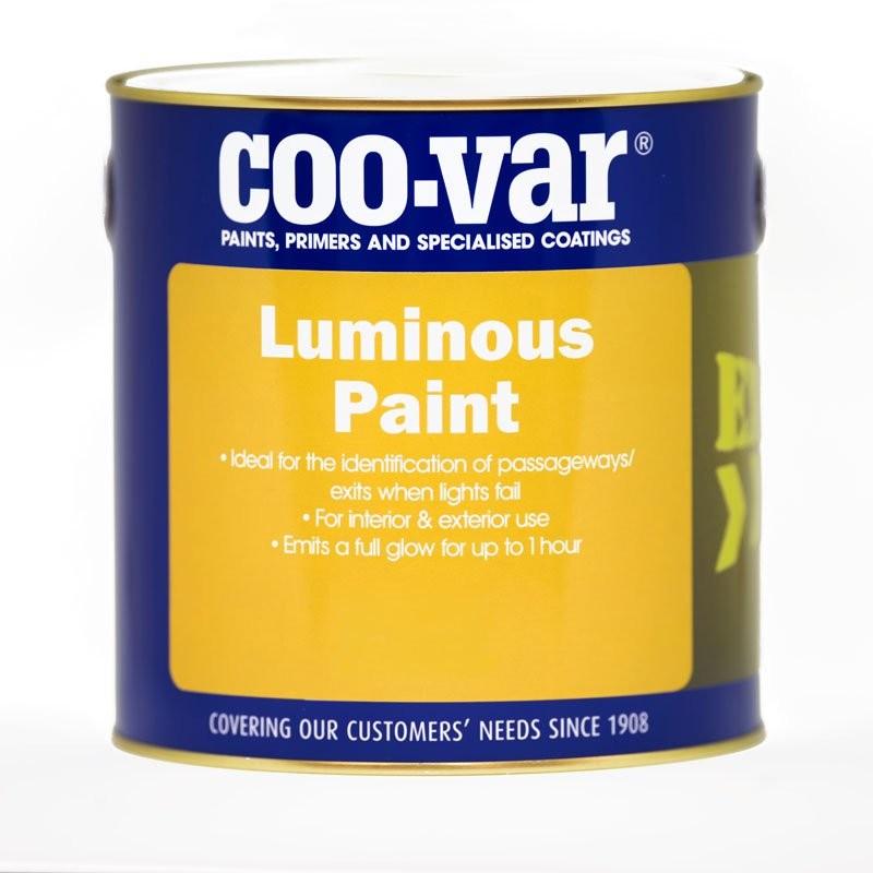Coo-Var - Luminous Paint Clear Protective Coat