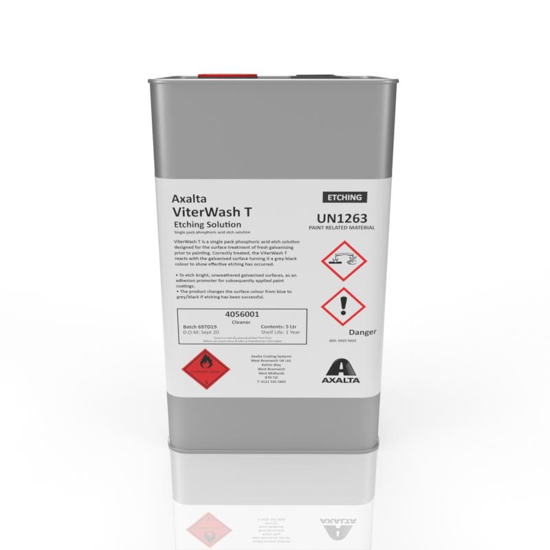 Axalta - ViterWash T - Acid Etch Solution