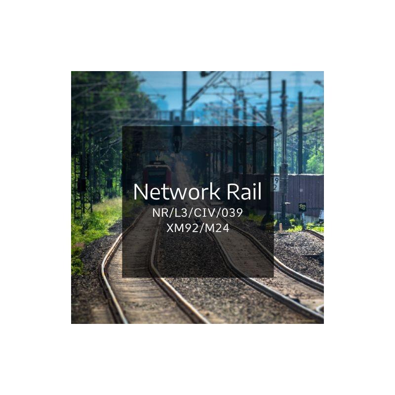 Network Rail Specification - NR/L3/CIV/039 - Protective Treatment XM92/M24