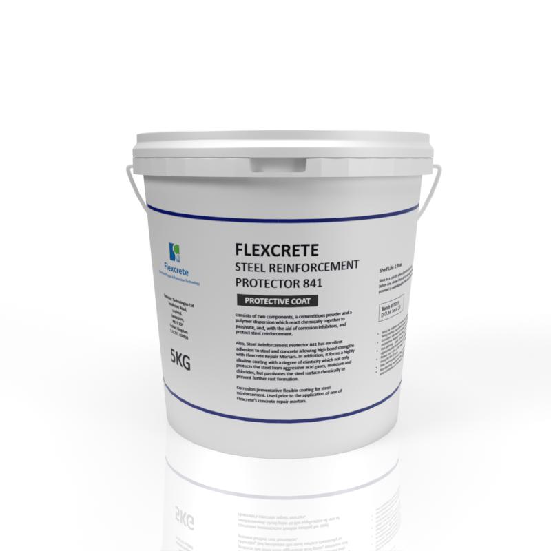Flexcrete - Steel Reinforcement Protector 841