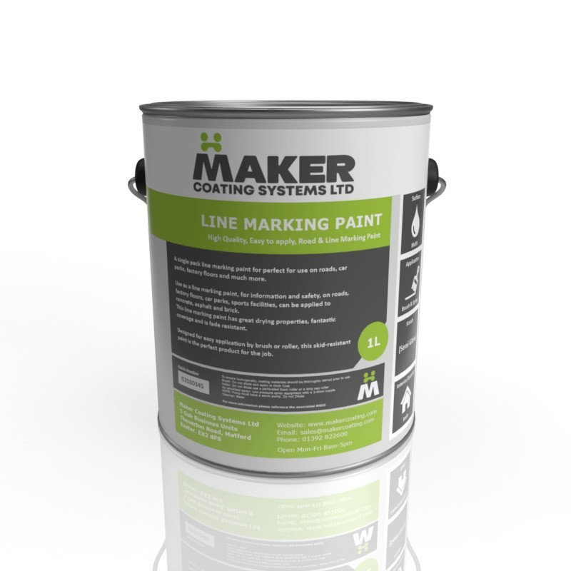 Maker Coating - High Quality Line Marking Paint