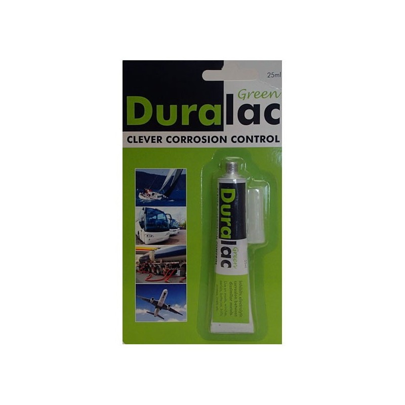 Llewellyn Ryland - Duralac Green - Anti Corrosive Jointing Compound