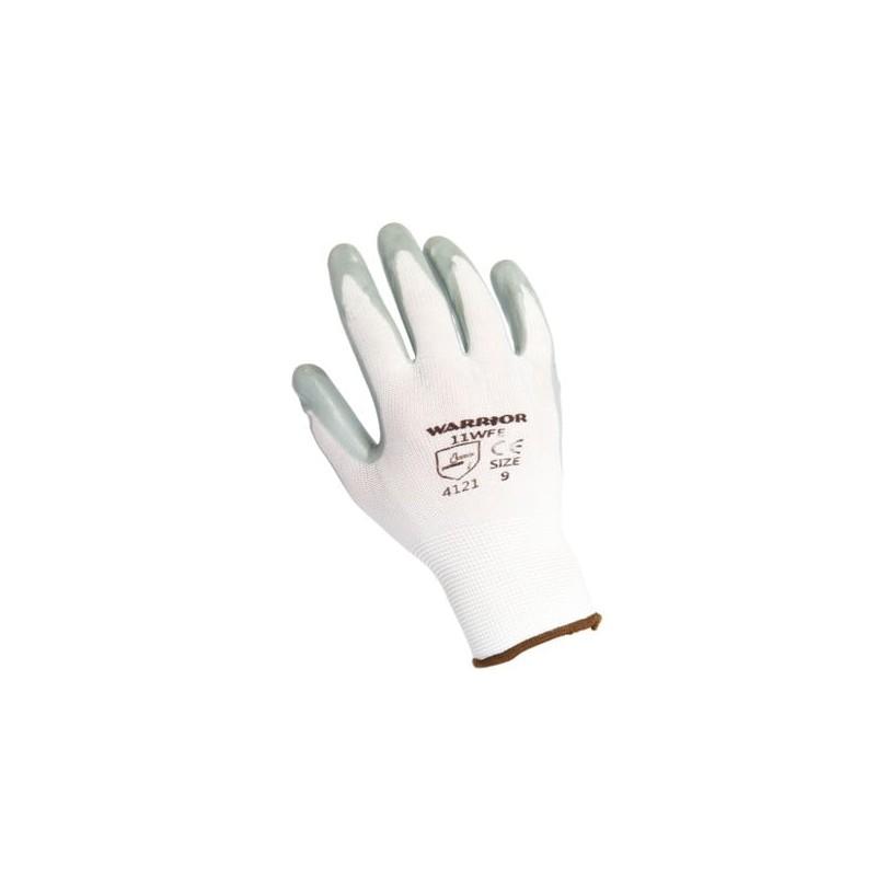 Warrior - Foam Nitrile Gloves