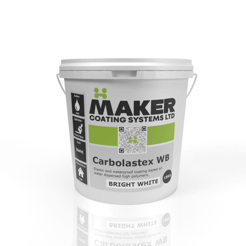 Maker Coating - Carbolastex WB