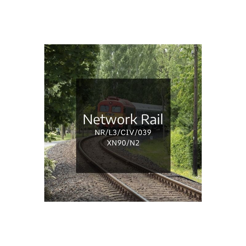 Network Rail Specification – NR/L3/CIV/039 - Protective Treatment XN90/N2