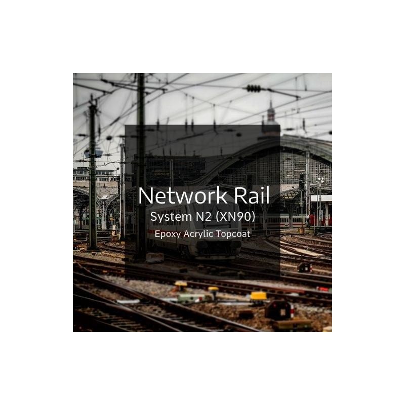 Network Rail Specification – System N2 (XN90) - Epoxy Acrylic Topcoat