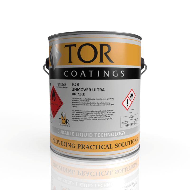 Tor - UniCover Ultra - Roof and Cladding Finish