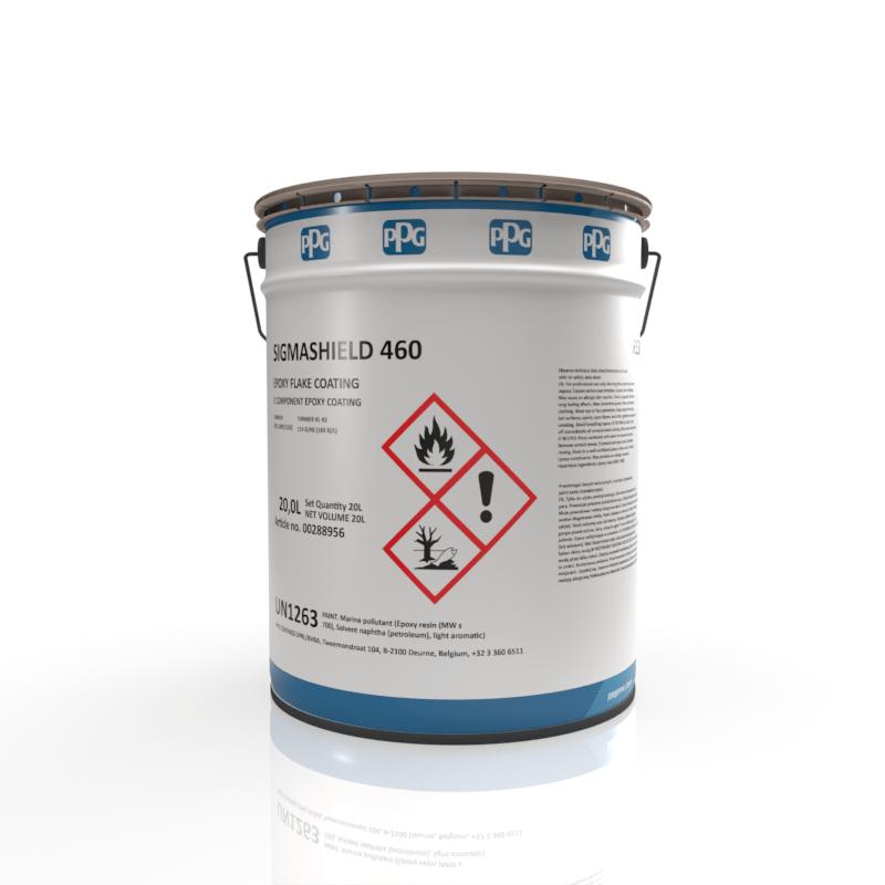 PPG - Sigmashield 460 Epoxy Coating