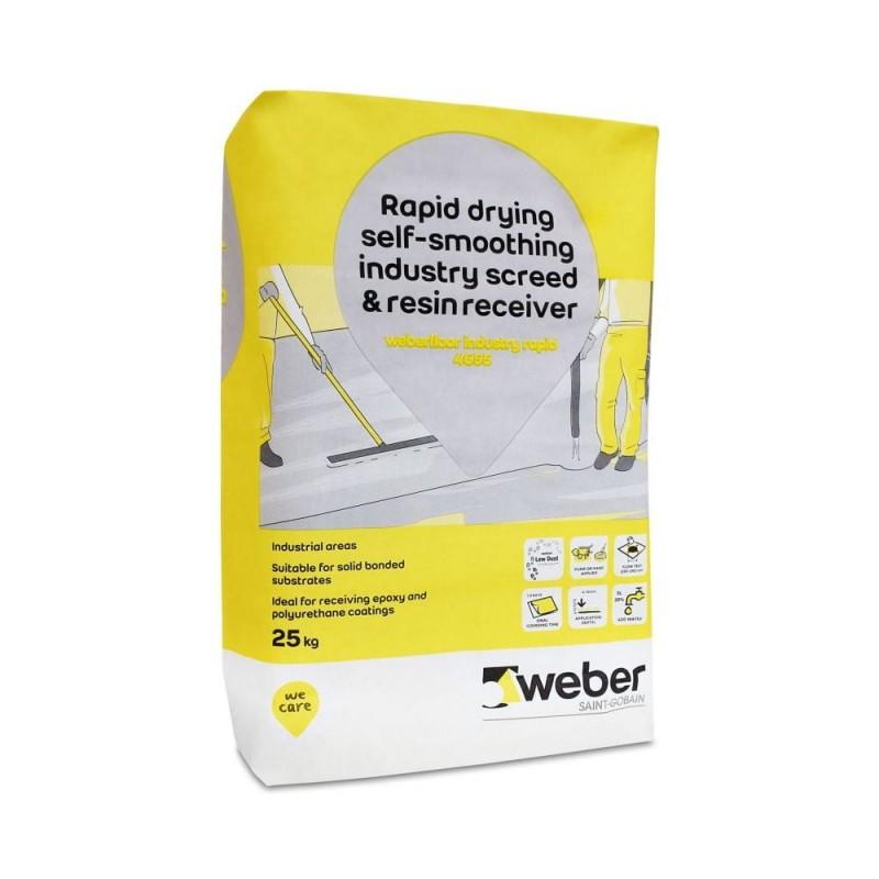 Weber - Weberfloor Industry Rapid 4655 - Industrial Screed