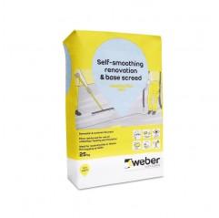 Weber - Weberfloor Fibre 4310 - Renovation Screed