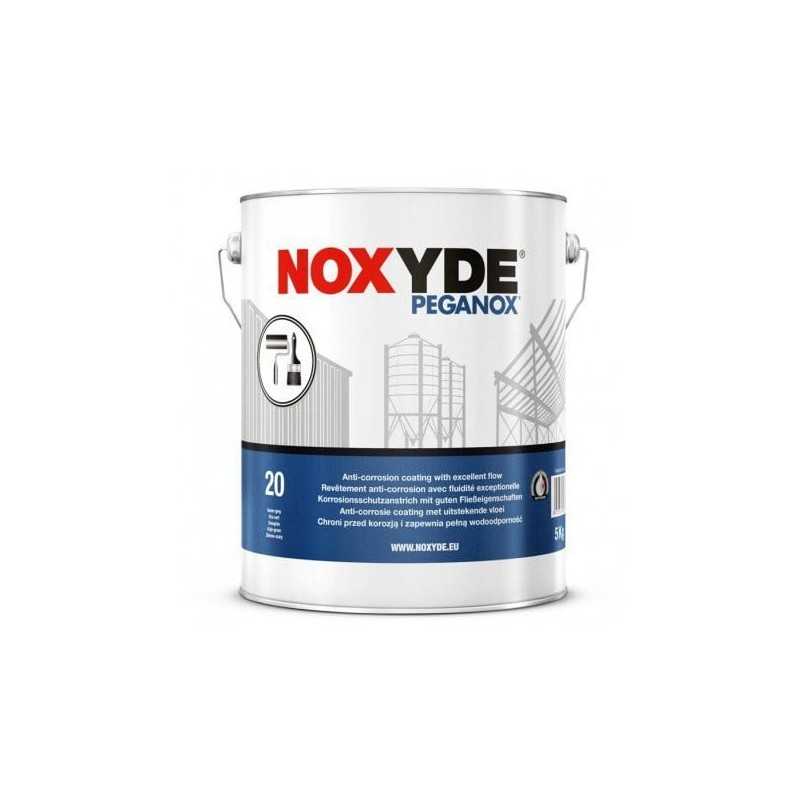 Rustoleum - Noxyde Peganox Metal Paint - UV Resistant