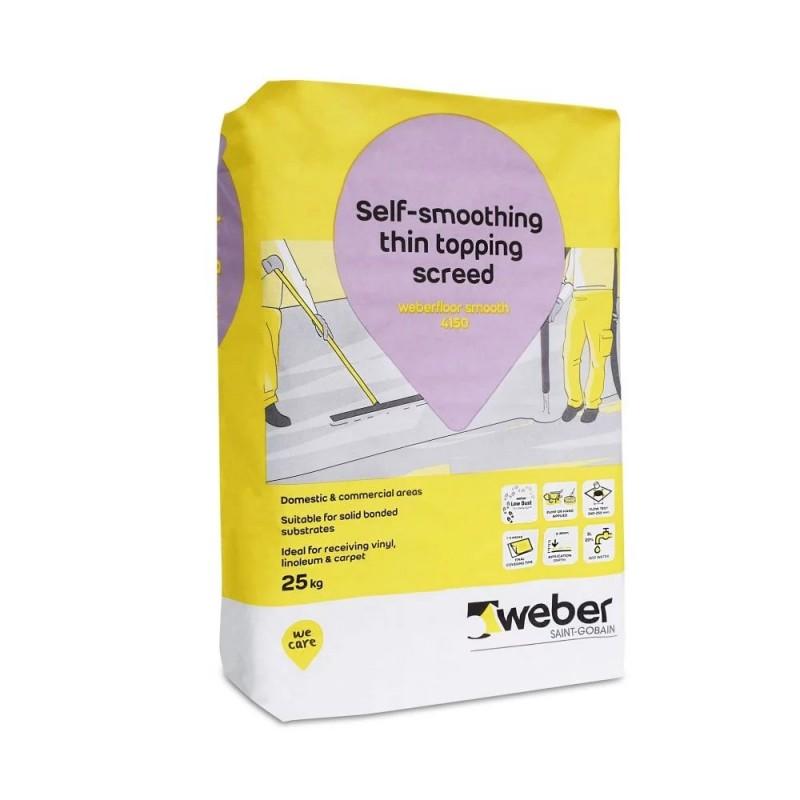Weber - Weberfloor Smooth 4150 - Liquid Screed