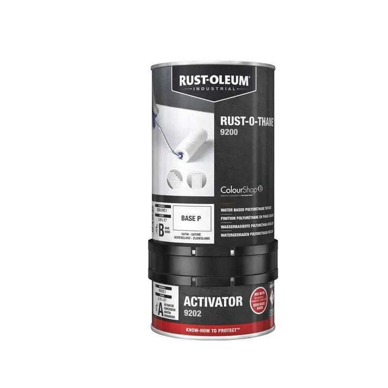 Rustoleum - Rust-O-Thane 9200 - Water Based Polyurethane