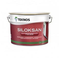 Teknos - Siloksan Façade - Silicone Emulsion